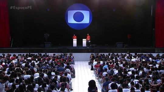 Aulão do Projeto Educação reúne 5 mil estudantes de 114 municípios