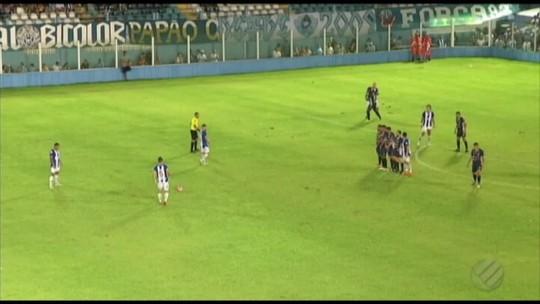 Paysandu x São Francisco-PA - Campeonato Paraense 2019 - globoesporte.com