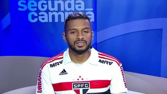 """Reinaldo mantém esperanças em vaga direta na Libertadores: """"Vamos lutar até o último minuto"""""""