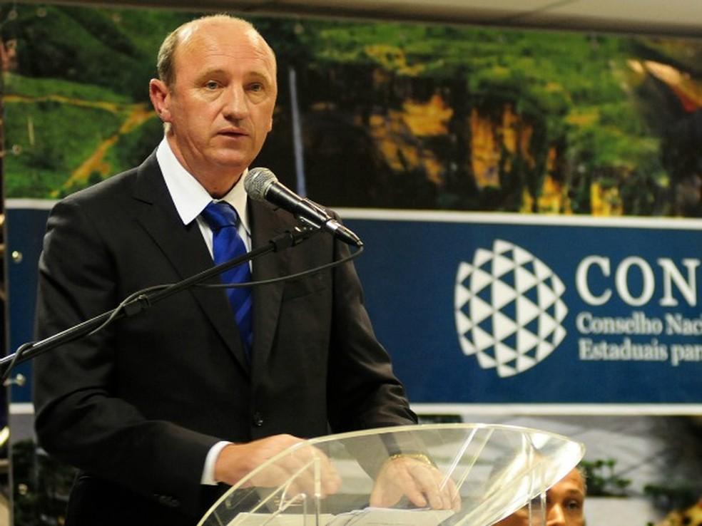 O ex-ministro da Agricultura, Neri Geller â?? Foto: Josi Pettengill / Secom-MT