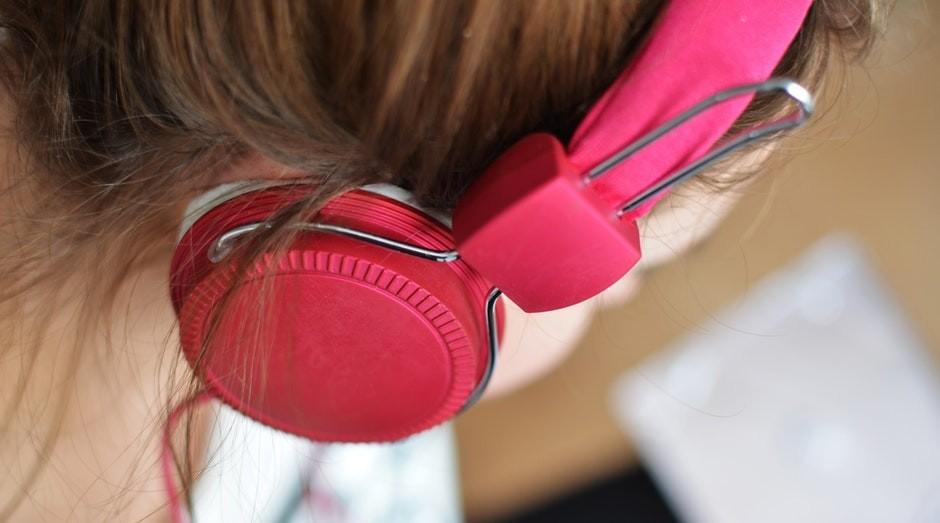 Fone de ouvido, musica, produtividade, foco (Foto: Pexels)