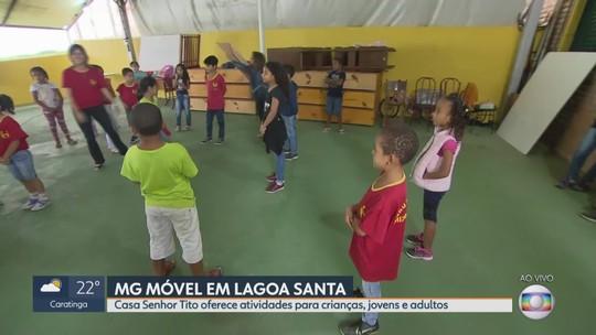 MG Móvel conhece o projeto Casa Senhor Tito em Lagoa Santa