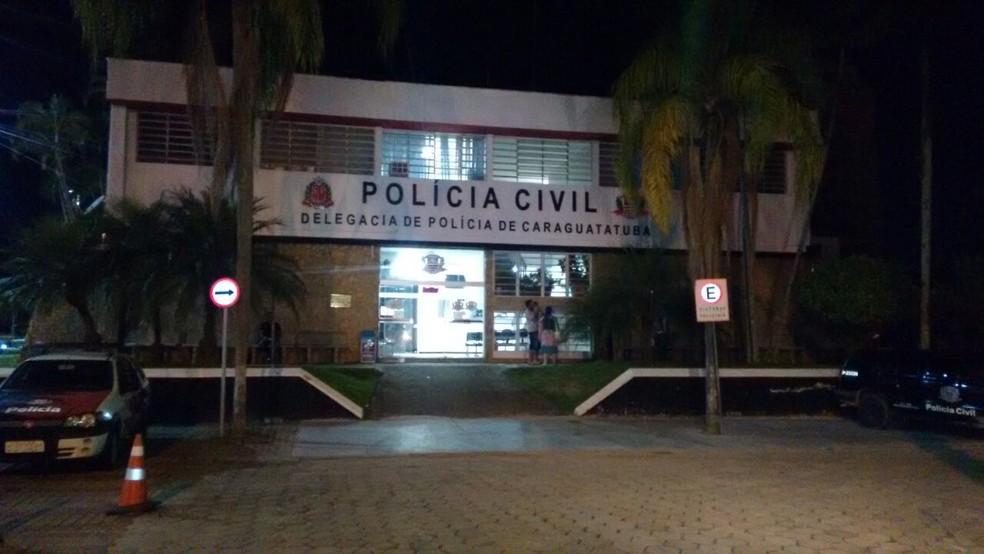 Casos estão sendo investigados pela delegacia de Caraguatatuba — Foto: TV Vanguarda/ Wanderson Borges