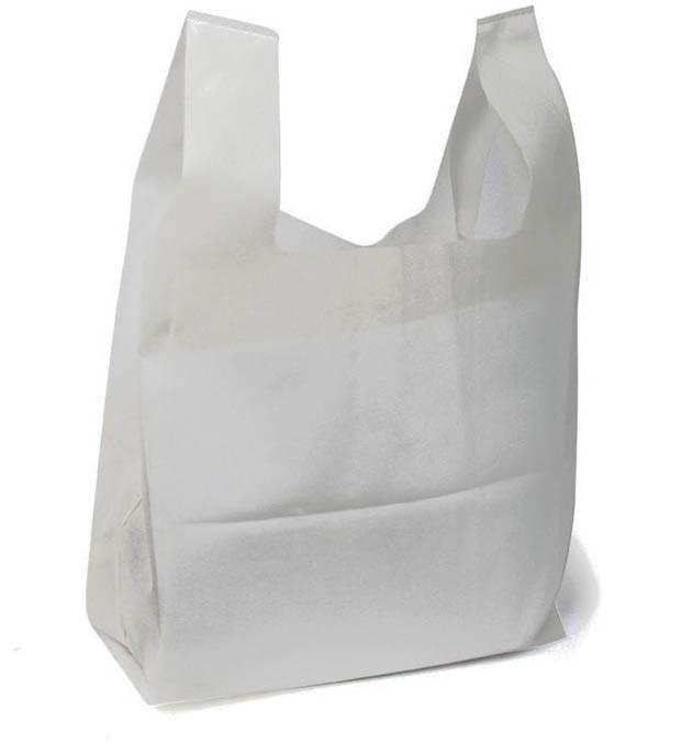 Chilenos desenvolvem sacola plástica solúvel em água (Foto: Reprodução / Facebook )
