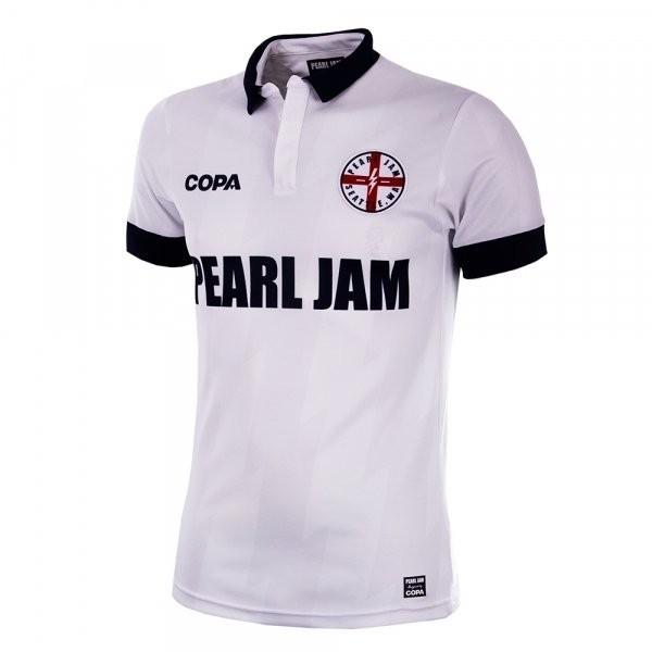 Camisa Pearl Jam/Inglaterra (Foto: reprodução)