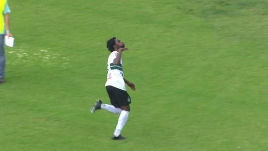 """Negueba quer superar lesões e dar a volta por cima no Londrina: """"Sei do meu potencial"""""""