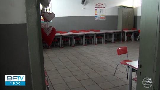 Com greve de professores que já dura 3 semanas, mais de 5 mil estudantes ficam sem aulas em Belmonte, no sul da BA