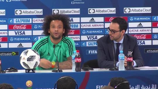 Real Madrid faz último treino antes da semifinal; Ramos, Bale e Varane são dúvida