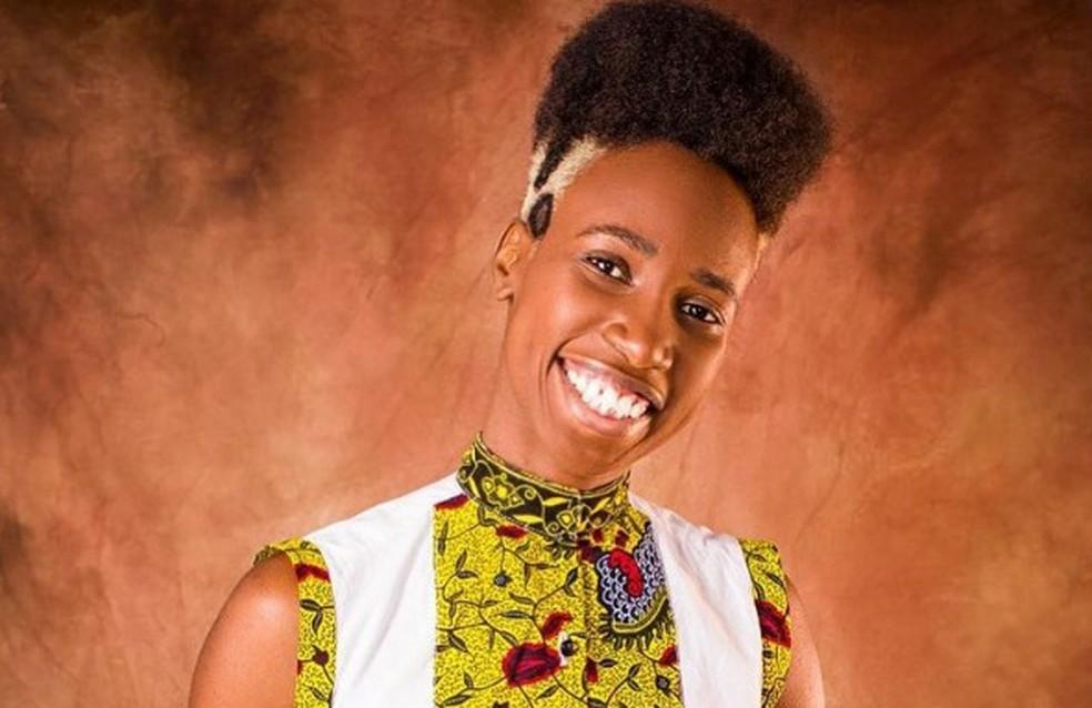 Karine Oliveira é baiana, CEO da Wakanda Educação e é um dos nomes da Forbes Under 30 — Foto: Lane Silva