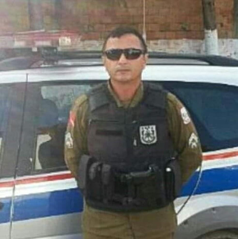 PM é morto a tiros em Salinópolis, no Pará — Foto: Reprodução