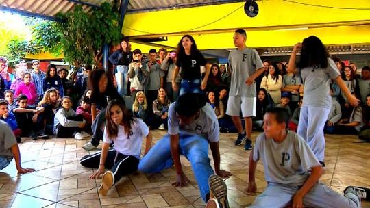 Funk-se no JA: escola de Gravataí usa o ritmo para dar voz e espaço aos alunos
