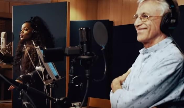 Iza e Caetano Veloso (Foto: Reprodução)