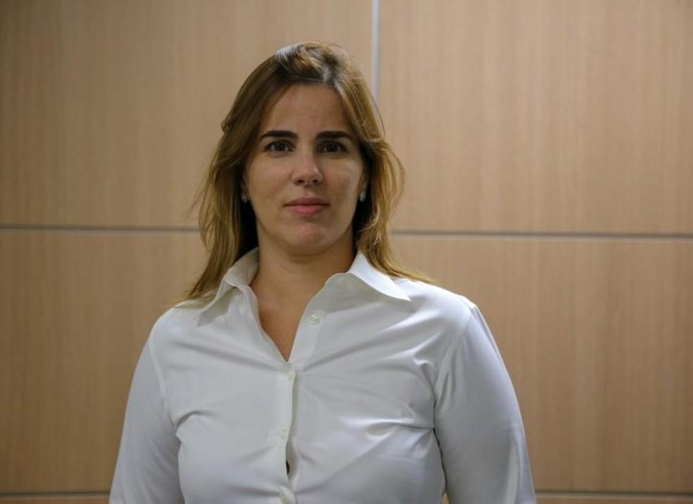 Secretária de Desenvolvimento Social e Direitos Humanos, Fabiana Bentes — Foto: Divulgação