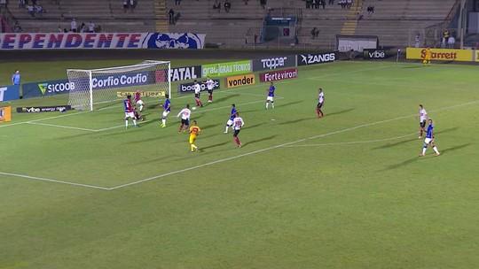 Melhores momentos e os seis gols de Paraná x Botafogo-SP, na Série B