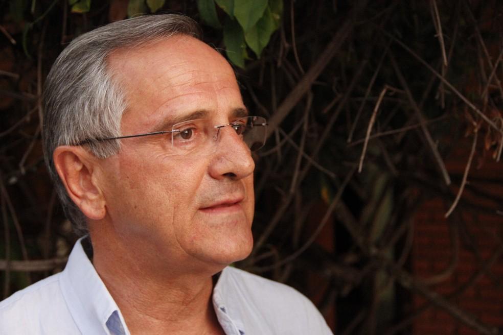 TCE rejeitou as contas do ex-prefeito de São Carlos (SP) (Foto: Fabio Rodrigues/G1)
