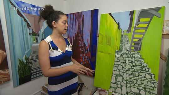 Santa Tereza é abrigo e inspiração de artistas em Belo Horizonte