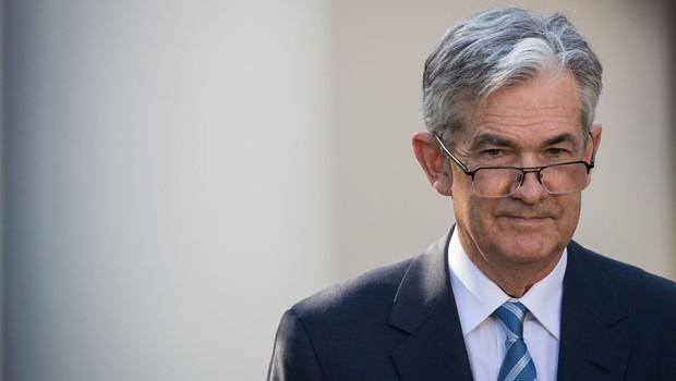 Jerome Powell foi indicado pelo presidente Donald Trump para assumir o Federal Reserve (Fed), o banco central norte-americano (Foto: Drew Angerer/Getty Images)