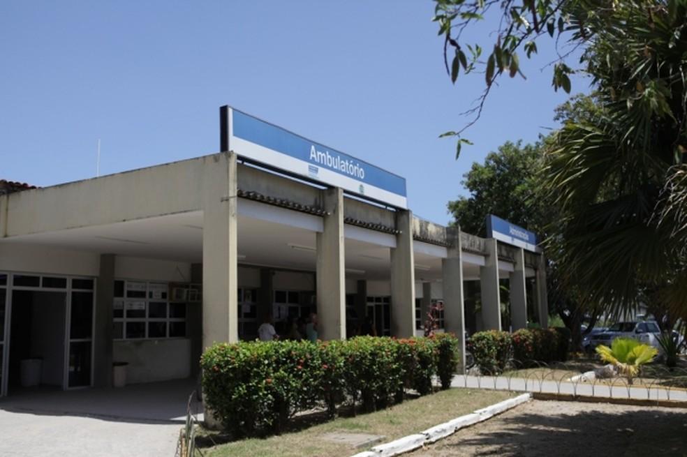 Morte ocorreu no Hospital Jaboatão Prazeres, no Grande Recife (Foto: Secretaria Estadual de Saúde/Divulgação)