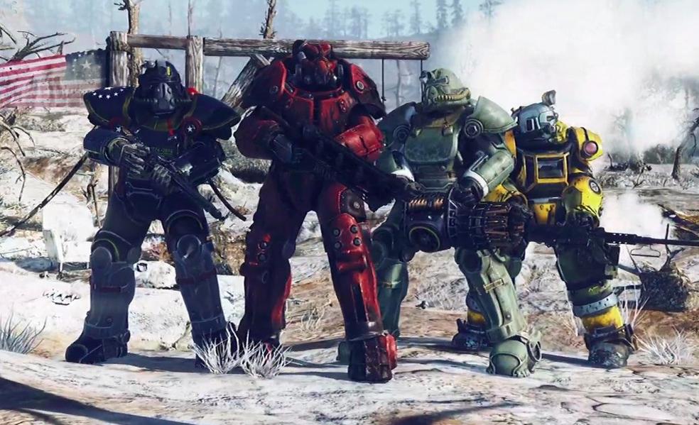 Fallout 76 — Foto: Divulgação/Bethesda
