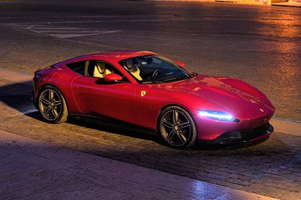 Exclusivo: Ferrari Roma chega no 2º semestre com preço estimado de R$ 2,8 milhões