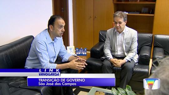 Carlinhos e Felício fazem reunião de transição de governo em São José