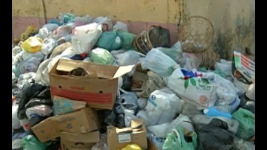 Em Ananindeua, cerca de 30% moradores estão sem coleta de lixo domiciliar