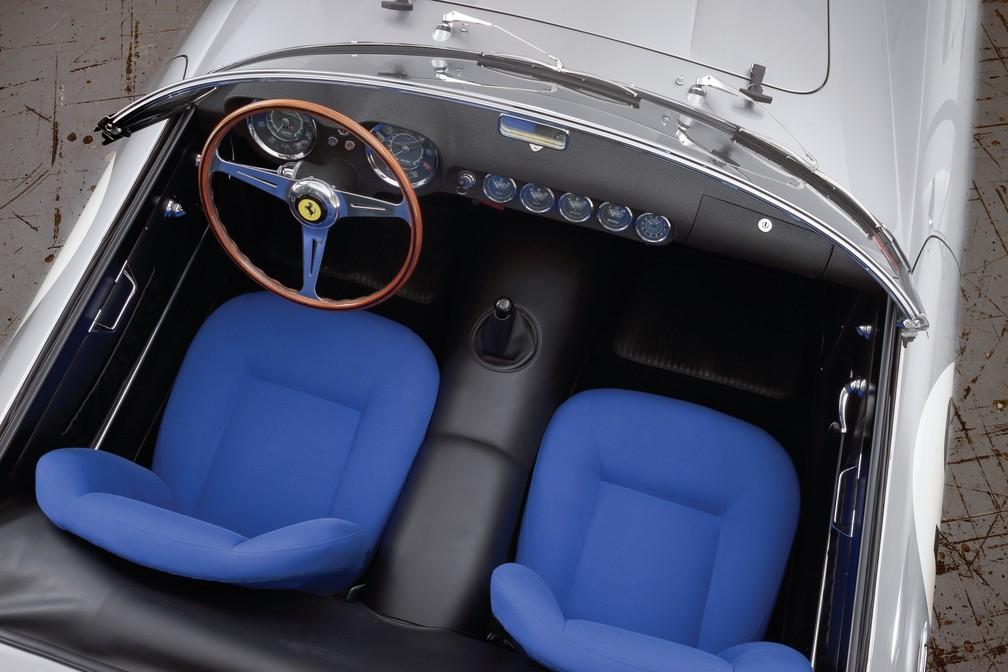 Ferrari 250 GT LWB California Spider Competizione by Scaglietti (Foto: Diana Varga/RM Sotheby's)