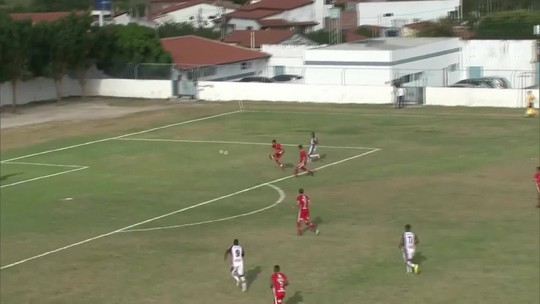 Gol contra bizarro marca eliminação do América-RN na Série D; veja o lance