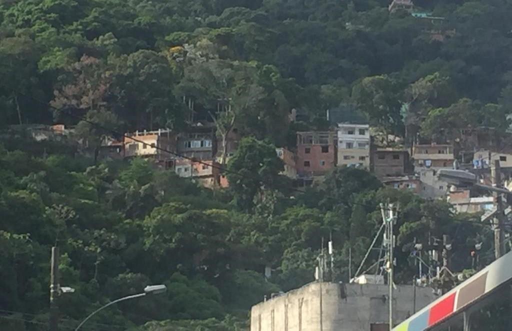 Ocupação irregular avança em São Conrado