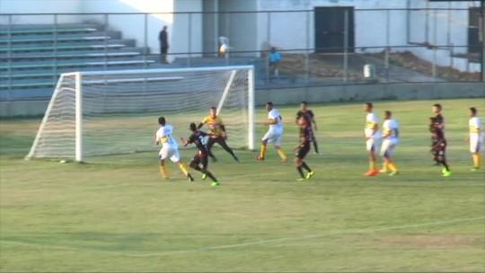 São Paulo e Piauí vencem na estreia e abrem corrida pelo título do Piauiense sub-17; veja os gols