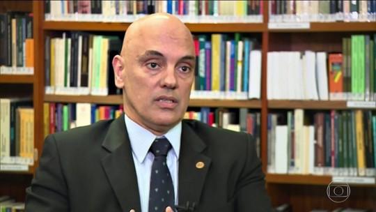 Moraes revoga censura a reportagem que cita Toffoli