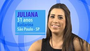 Juliana  (Foto: Globo / Divulgação)