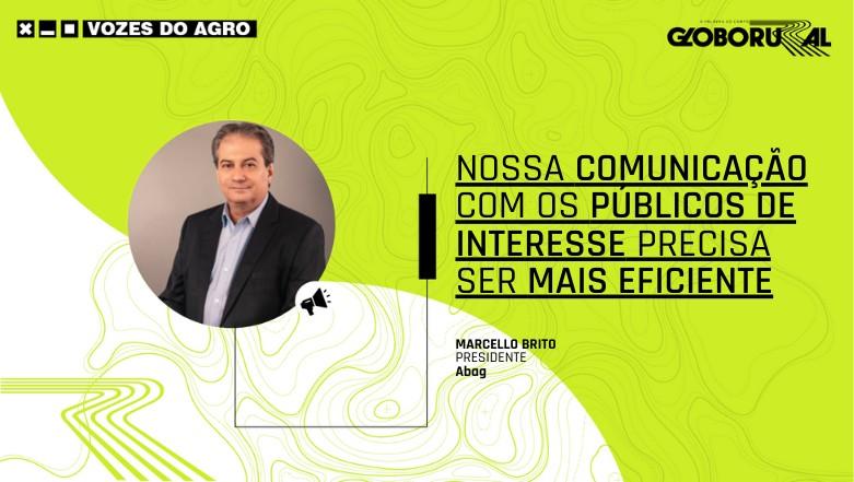 Marcello-Brito-Abag-Vozes-do-Agro (Foto: Arte: Editora Globo)