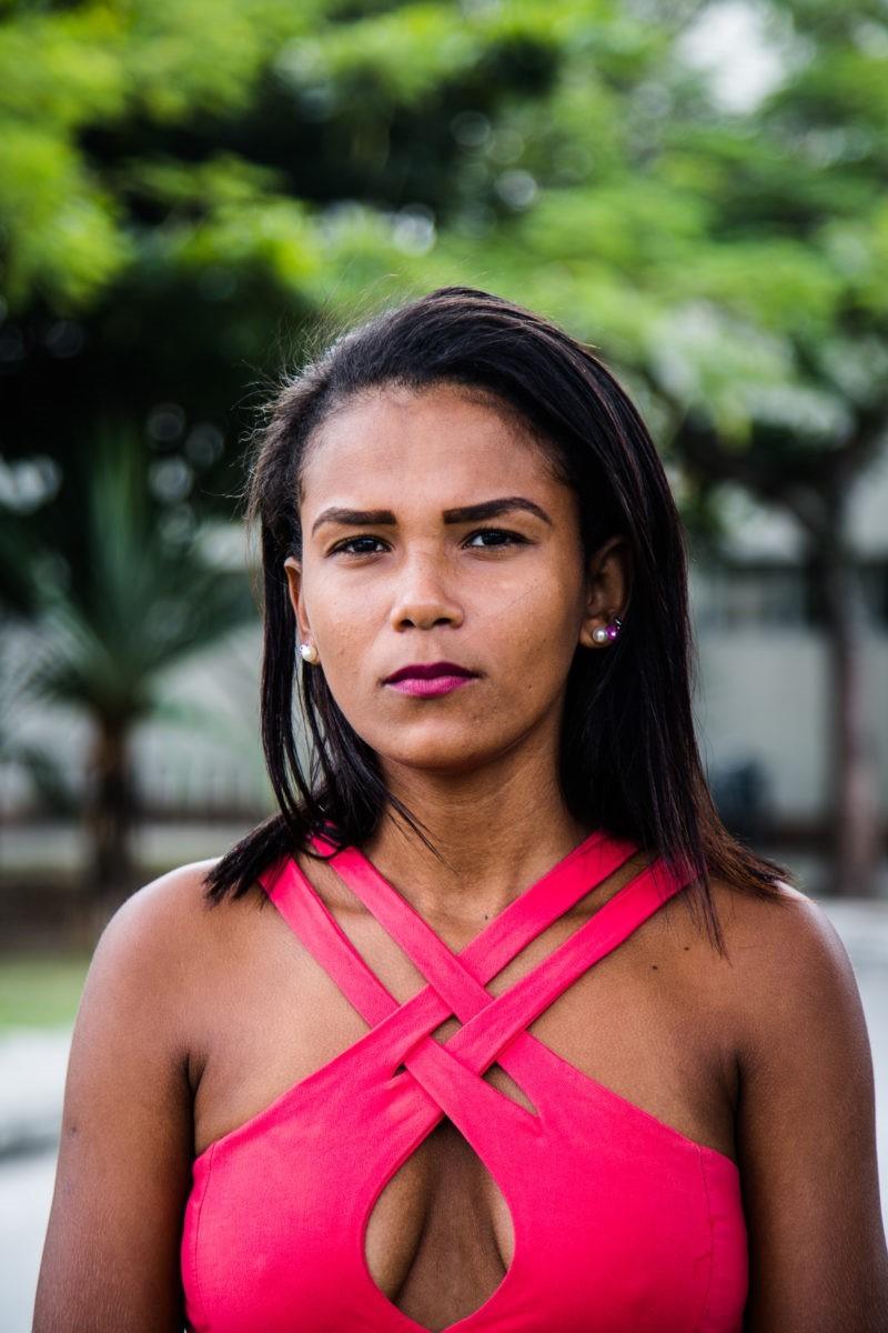 Após a luta para retirar o Essure, Adriana precisou passar por uma segunda cirurgia (Foto: AF Rodrigues/Agência Pública)
