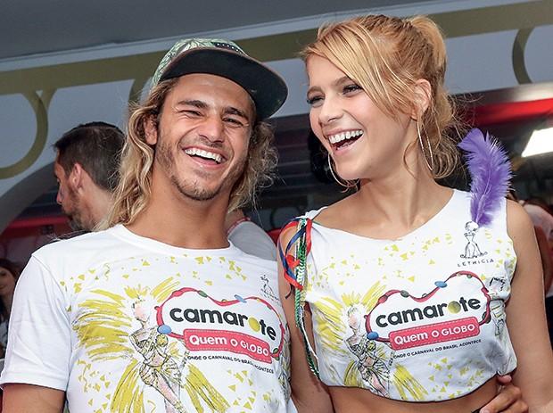 Caio Vaz e Isabella Santoni (Foto: Renato Wrobel/ QUEM)