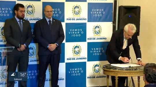 Estado, Petrobras e MP assinam acordo de redução de danos ambientais no COMPERJ