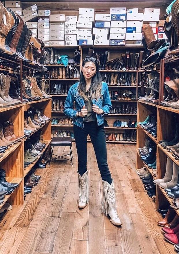 Escolha suas Allens Boots para curtir o festival americano SXSW (Foto: Reprodução/Instagram)