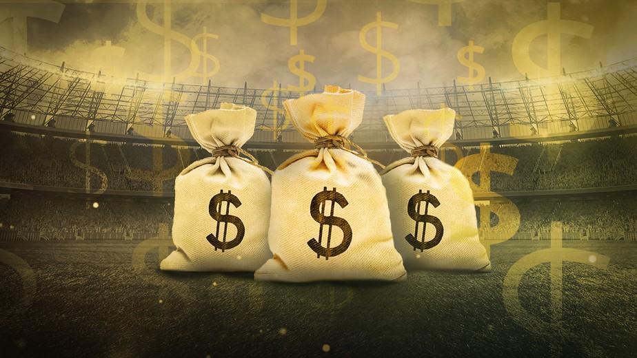 Metade do Campeonato Brasileiro tem balanços financeiros