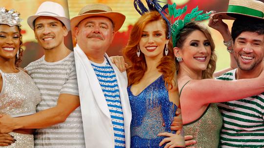 'Dança dos Famosos 2018': Dani Calabresa, Erika Januza e Leo Jaime estão na final