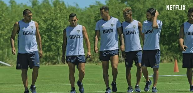 Boca Juniors Confidencial (Foto: reprodução)