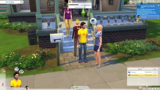 Como girar objetos no The Sims 4