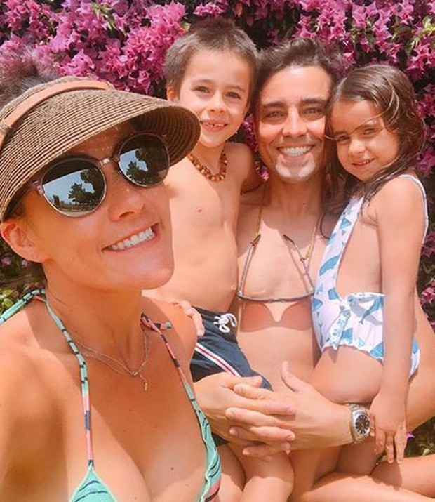 Família linda do ator Ricardo Pereira (Foto: reprodução instagram)
