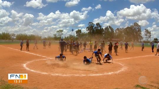 Prudente cai nas semifinais para o campeão Blue Jays e fica em 3º no Brasileiro de Beisebol Infantil