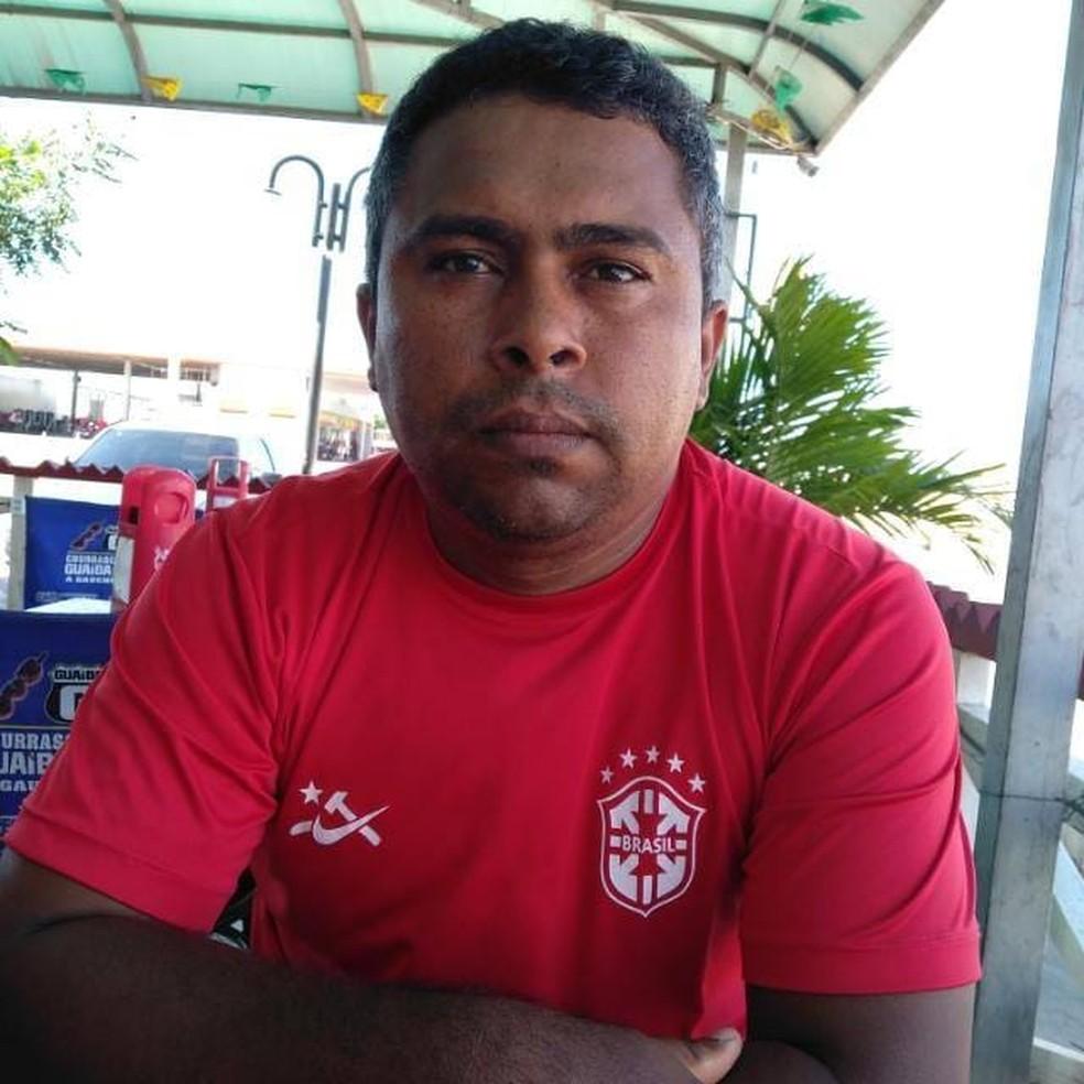 João Maria Figueiredo foi morto a tiros em São Gonçalo do Amarante, na Grande Natal — Foto: Reprodução/Redes Sociais
