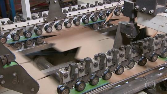 Alta na produção de embalagens sinaliza crescimento da indústria