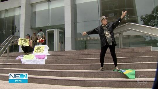 Atos públicos homenageiam Marielle Franco no Recife