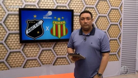 Assista ao Globo Esporte RN desta segunda-feira, 19 de agosto