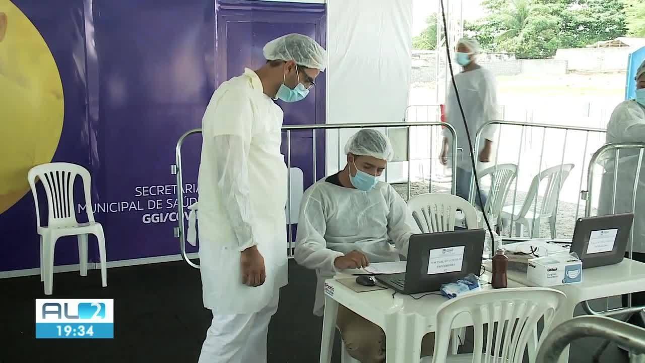 Maceió vai contar com mais dois pontos de vacinação contra Covid-19