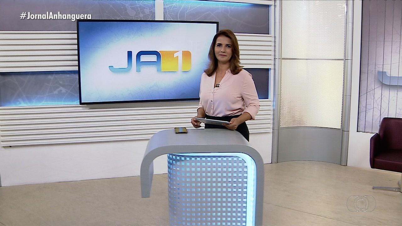 VÍDEOS: Jornal Anhanguera 1ª Edição desta terça-feira, 20 de outubro de 2020