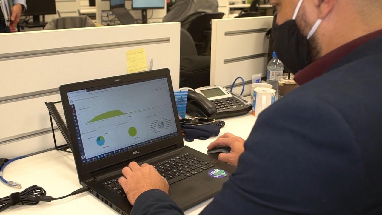 Setor de RH se adapta ao trabalho remoto com uso tecnologia